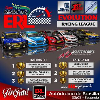 ERL-Copa Marcas – Forfun – Brasília