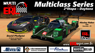 ERL-MultiClass Series Etapa 02 – Daytona
