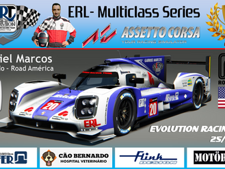 ERL-Multiclass Series  1ªEtapa - Road América