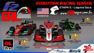 ERL-Formula 2 RSS   Etapa 5 – Laguna Seca.