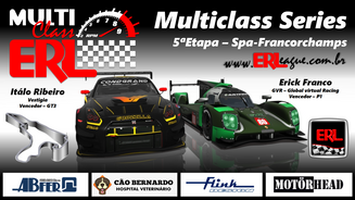 ERL- Multiclass Series Etapa 05/06 – Spa-Francorchamps