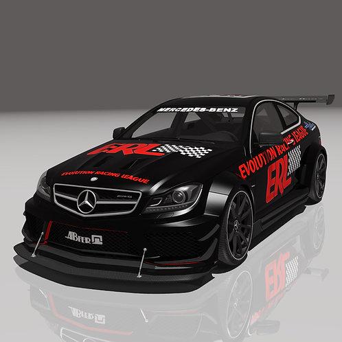 1ST Mercedes C63 Cup