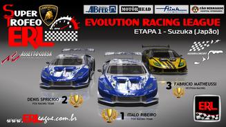 ERL-Super Trofeo Etapa 1 – Suzuka (Japão)