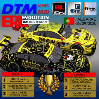 ERL-DTM 2020 Etapa 4 Algarve