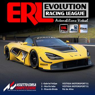 ERL - GT3 Series Paul Ricard