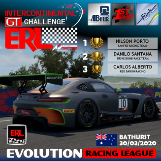 ERL-Intercontinental GT Challenge Etapa 1/5 – Bathurst