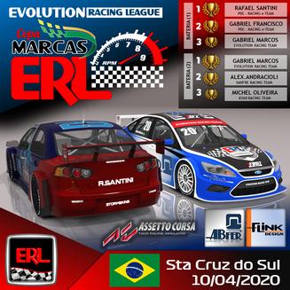 ERL-Copa Marcas Etapa 4/6 – Sta Cruz do Sul