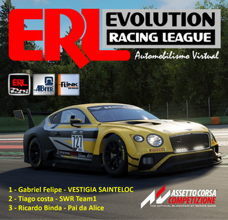 ERL - GT3 Series (Imola)