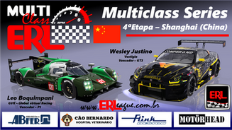 ERL-MultiClass Series - Etapa 4 (China)