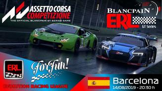 ERL-ACC BlancpaiN Series (Barcelona)