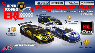 ERL-Super Trofeo [Etapa 4 – Zandvoort]