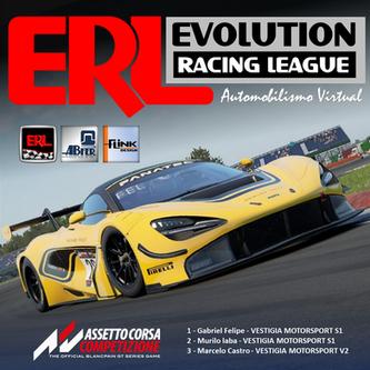 ERL-GT3 Series - Silverstone