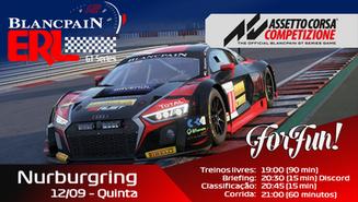 ERL - ACC BlancpaiN - Nurburgring