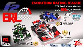 ERL-Formula 2 - Etapa 4 - Yas Marina