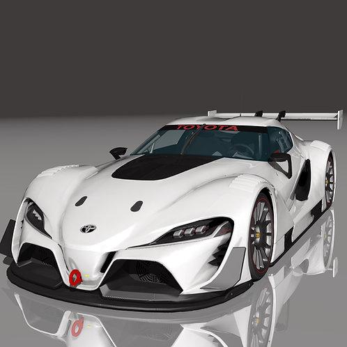 1ST Toyota FT-1 Vision GT GR.3