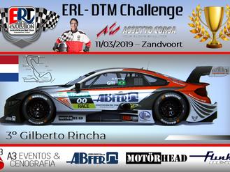 ERL – DTM Challenge (etapa – Zandvoort)