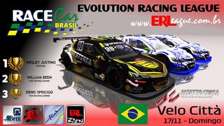 ERL-RaceCar Brasil 2019 - Et3 – Velo Città