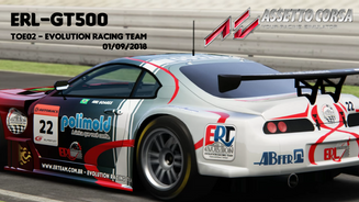 TOE02 - Evolution Racing Team