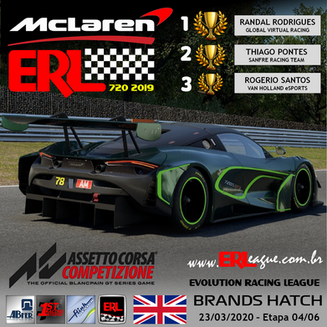 ERL-Mclaren Shadow – Brands Hatch