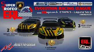 ERL-Super Trofeo - Etapa 5 (Laguna Seca)