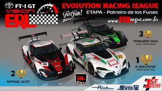 Forfun ERL-Toyota FT-1 GT  Potreiro de los Funes
