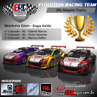 ERL-Megane Trophy - Et4 - Watkins Glen