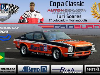 Copa Classic – Racers AV 1ª Etapa - Florianopolis