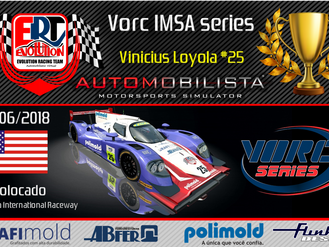2º Lugar (IMSA Vorc Series)