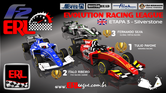 ERL-Formula 2 - Silverstone GP