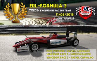 TOE01 - Treinamento Oficial Evolution