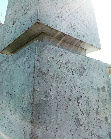 Concrete artwork by Concrete Design