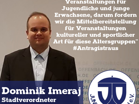 PM: Offenbacher Jugendkultur fördern: Mehr kulturelle und sportliche Veranstaltungen für die Jugend