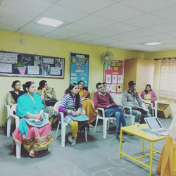 Workshop on teaching sexuality and safe behaviour to parents of children with special needs