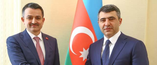 KERİMOV:  TARIM SEKTÖRÜNDE AZERBAYCAN TÜRK YATIRIMCILARINI BEKLİYOR