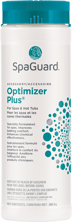 SPAGUARD Optimizer Plus®