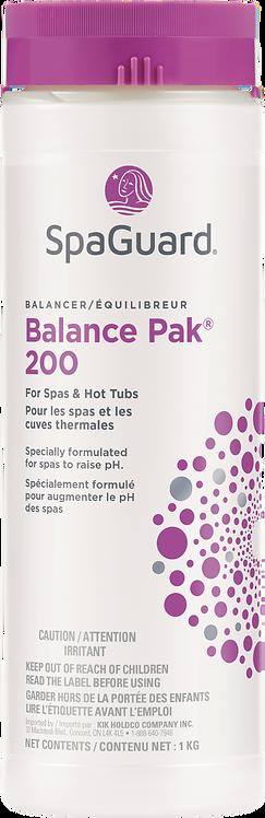 SPAGUARD Balance Pak® 200