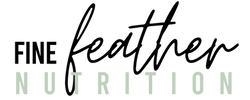 Fine Feather Nutrition Official Logo