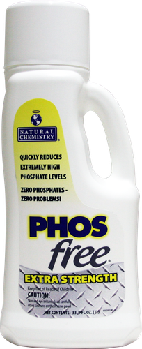 NATURAL CHEMISTRY Phos Free Extra Strength