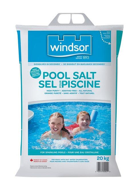 WINDSOR Pool Salt