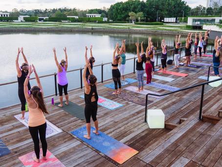 How to build a community with Sahaja Yoga Mats