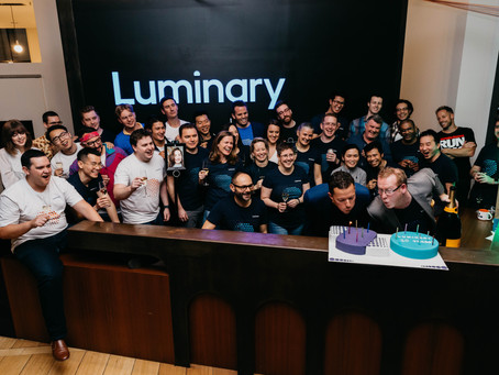 Luminary is now a Certified B Corporation