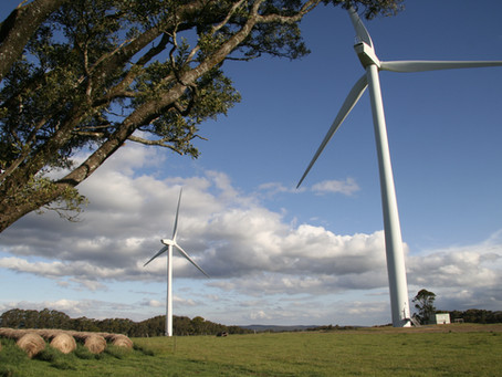 Hepburn Wind's resilient community powered by renewables