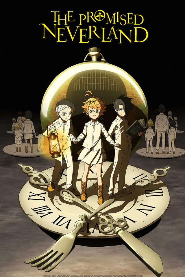 The Promised Neverland Poster Not Available