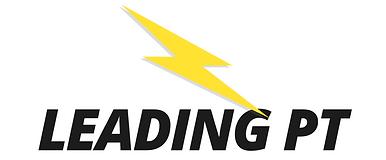 Copy of Copy of Leading PT Logo - White_
