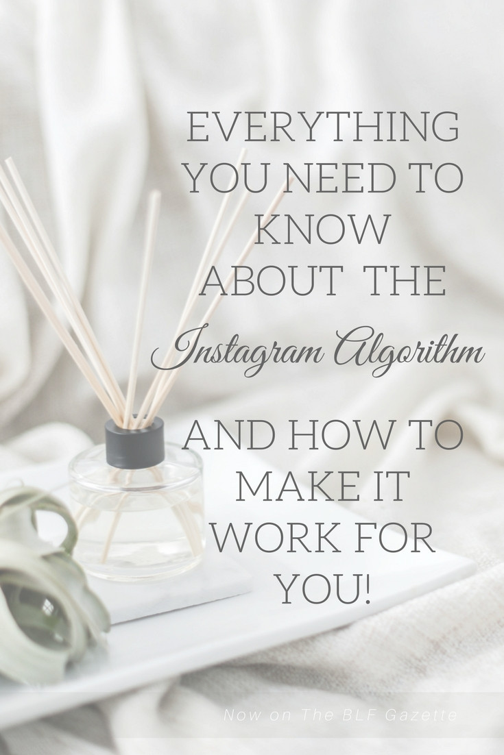 Everything You Need To Know About The Instagram Algorithm And How To Make It Work For You
