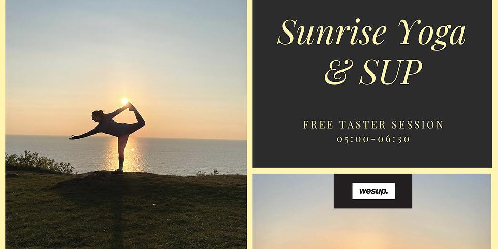 Sunrise Yoga & SUP