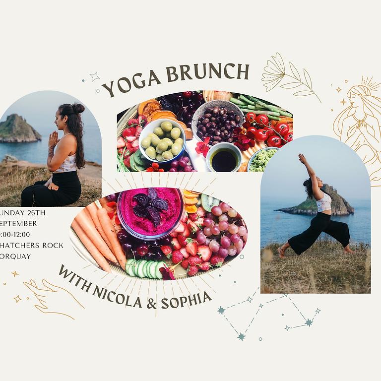 Outdoor Yoga Brunch