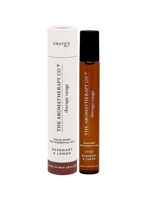 TAC Therapy Pulse Point 15ml Energy (Rosemary & Lemon)