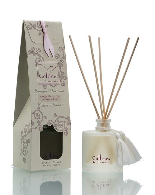 Cotton Cloud - Fragrant Diffuser (100ml)