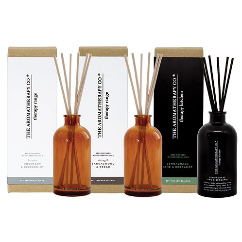 TAC Therapy Diffuser 3 x 250ml Set - UP : $237, NOW : $158